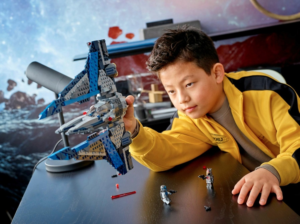 LEGO Star Wars - 75316 - Mandalorian Fighter 75316_16