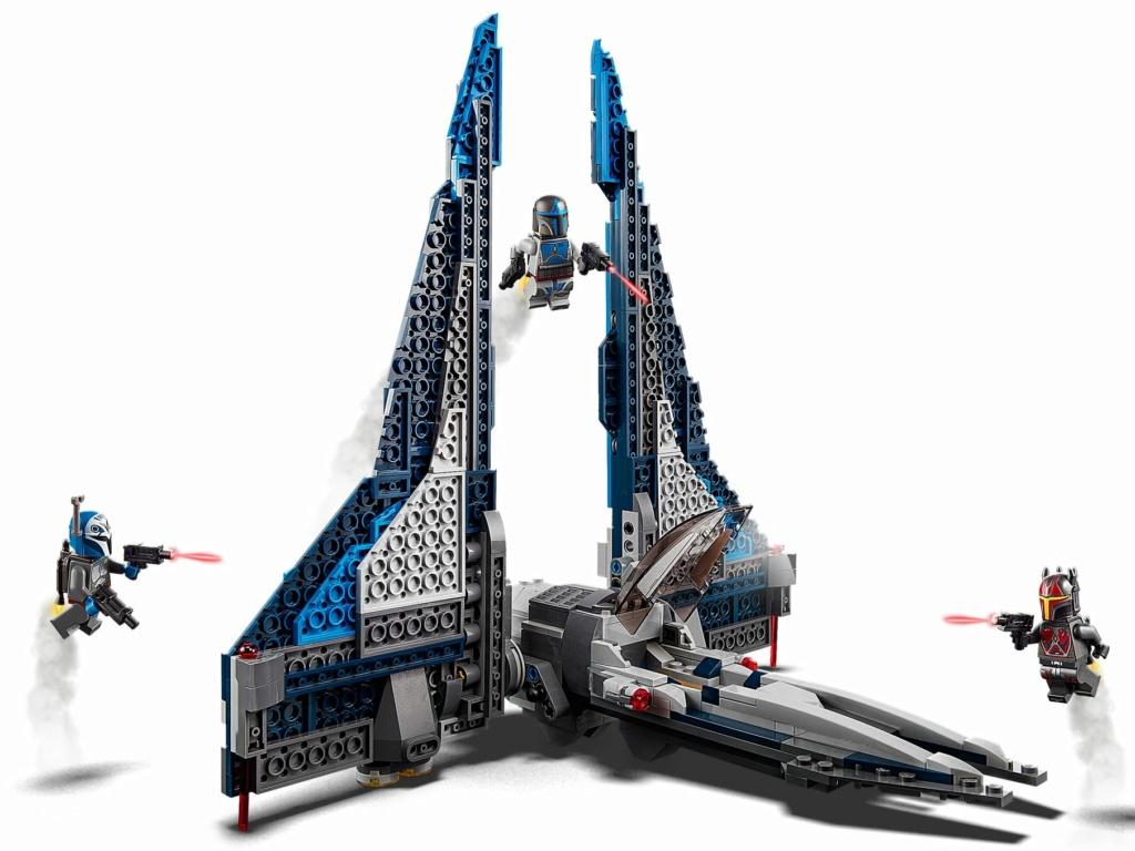LEGO Star Wars - 75316 - Mandalorian Fighter 75316_18