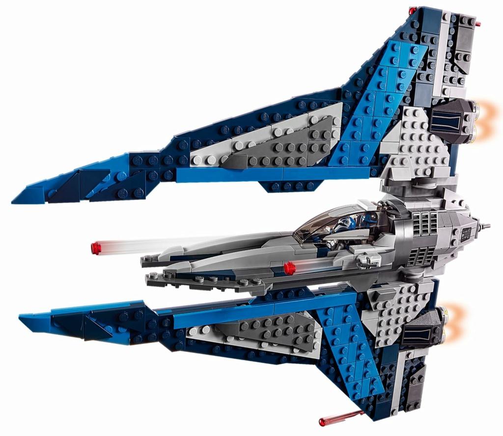 LEGO Star Wars - 75316 - Mandalorian Fighter 75316_19
