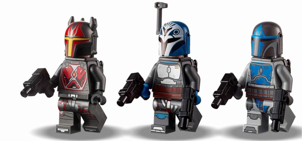 LEGO Star Wars - 75316 - Mandalorian Fighter 75316_20
