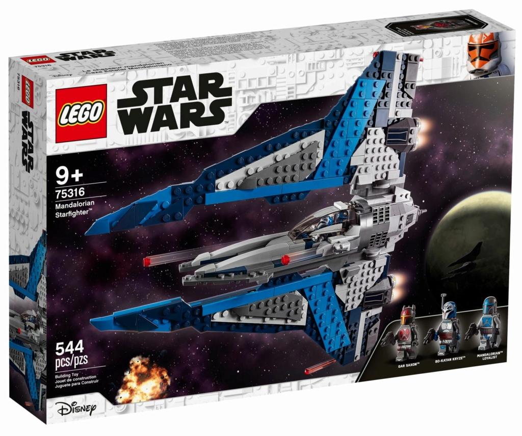 LEGO Star Wars - 75316 - Mandalorian Fighter 75316_21