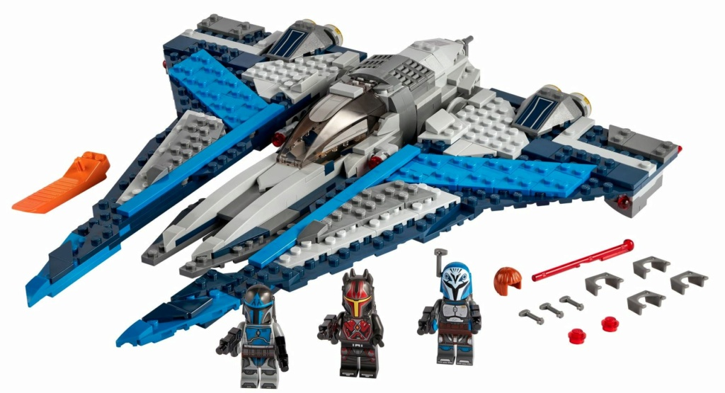LEGO Star Wars - 75316 - Mandalorian Fighter 75316_22