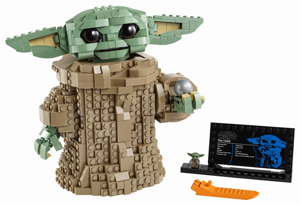 Lego Star Wars - 75318 - The Child 75318_12