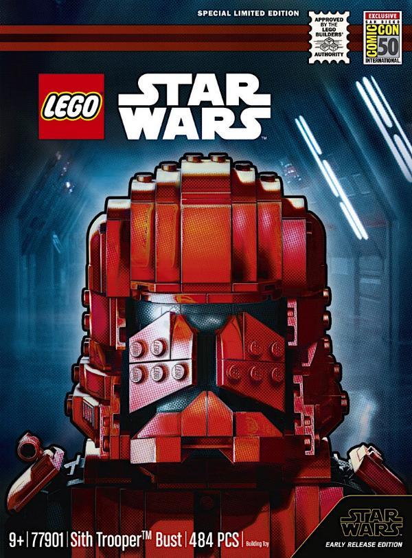 LEGO Star Wars - 77901 - Sith Trooper Bust  77901_10