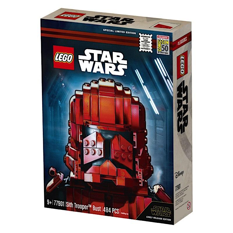 LEGO Star Wars - 77901 - Sith Trooper Bust  77901_11