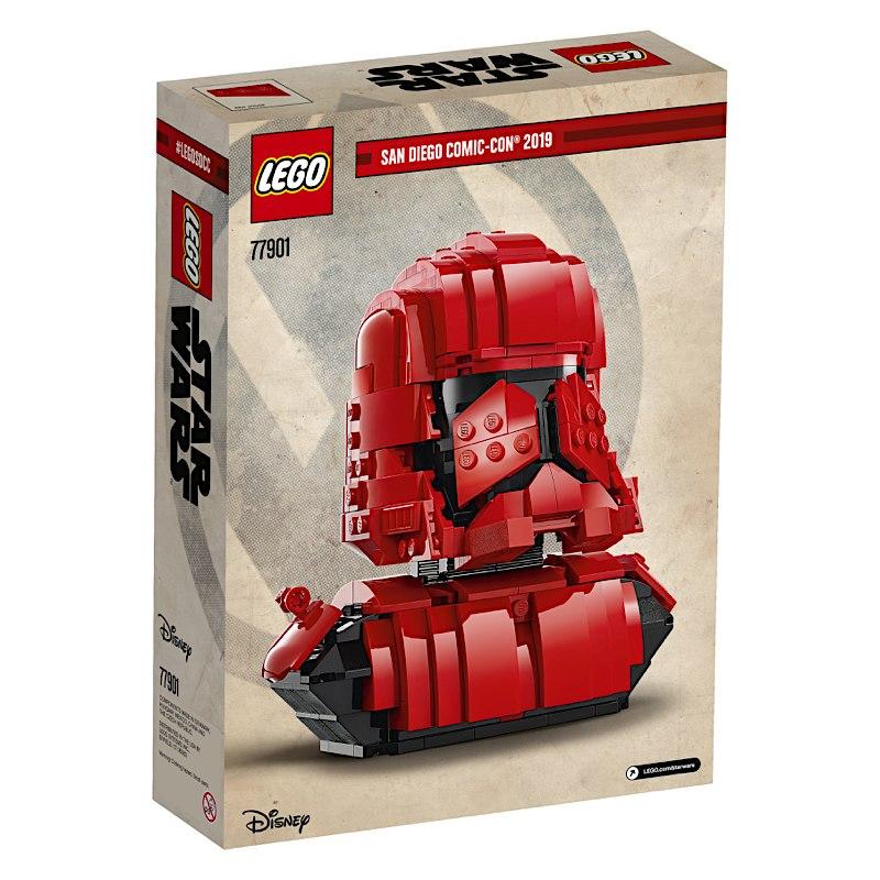LEGO Star Wars - 77901 - Sith Trooper Bust  77901_12