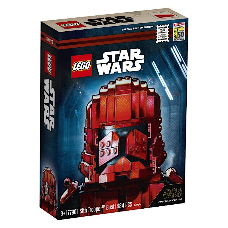 LEGO Star Wars - 77901 - Sith Trooper Bust  77901_13
