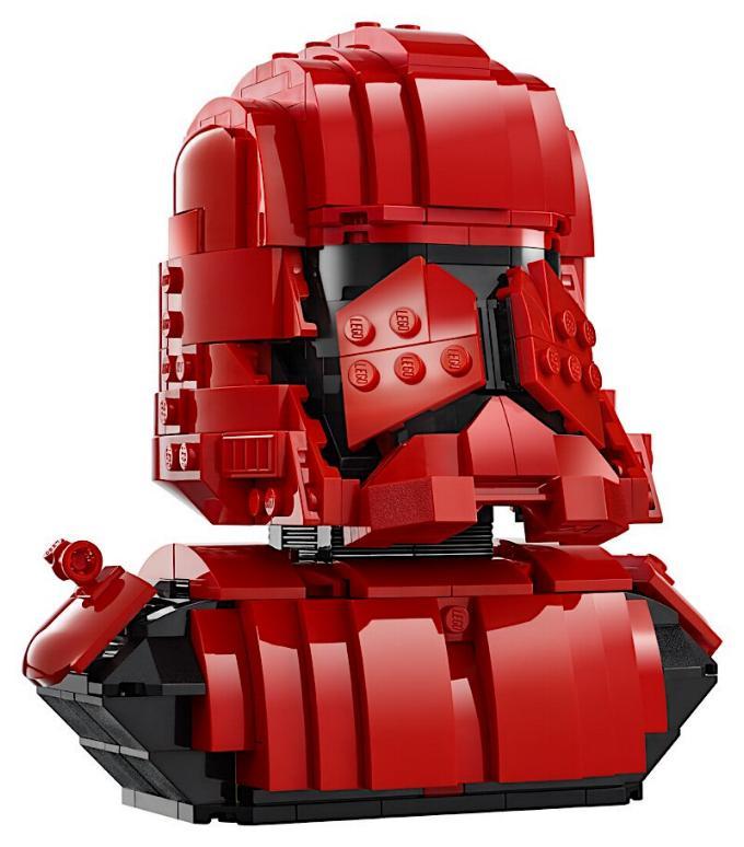 LEGO Star Wars - 77901 - Sith Trooper Bust  77901_14