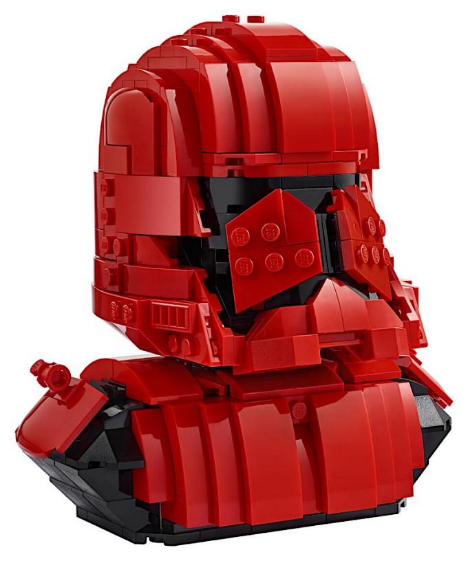 LEGO Star Wars - 77901 - Sith Trooper Bust  77901_15