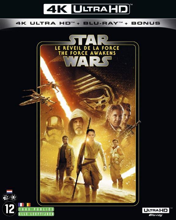 Coffret complet de la saga Star Wars en Blu-ray/4K UHD 7_4k10