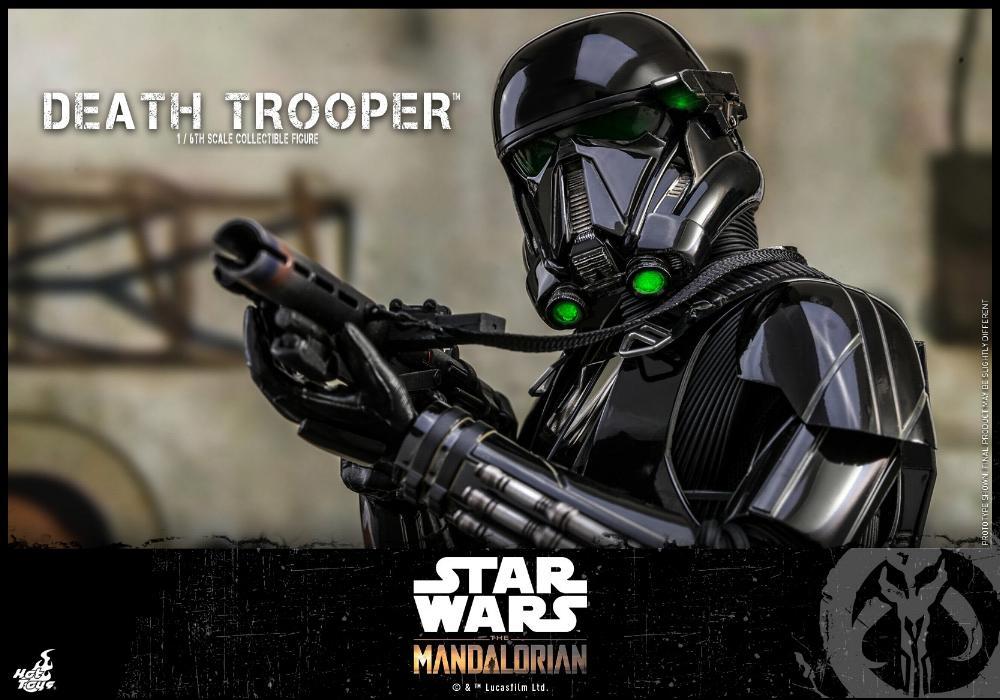 Death Trooper Figure - 1:6 - The Mandalorian Hot Toys 84324910