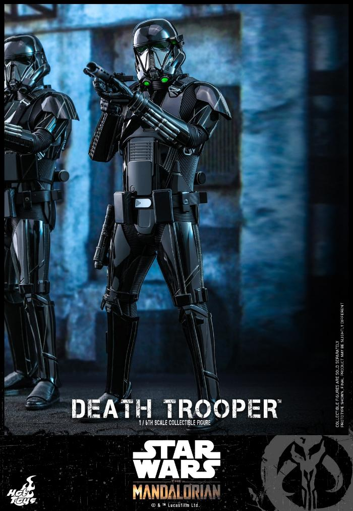 Death Trooper Figure - 1:6 - The Mandalorian Hot Toys 87171310