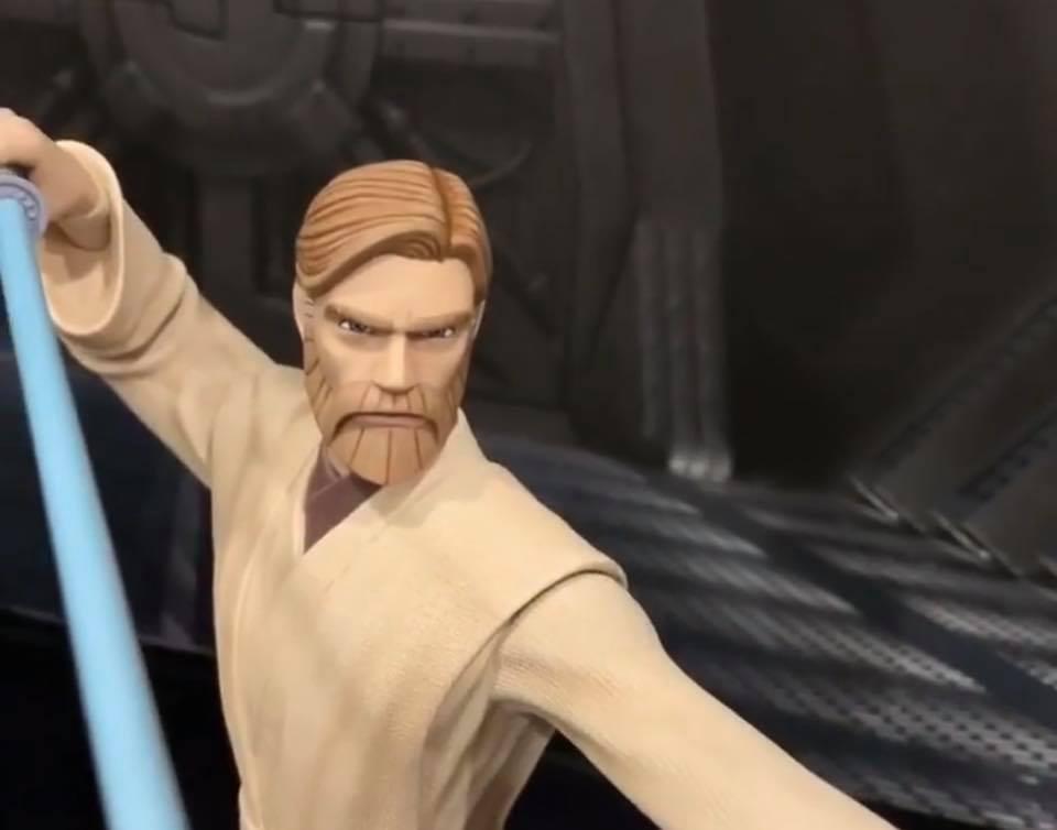 Star Wars Obi Wan Kenobi Bust - 1:7 Scale - Gentle Giant 87176210