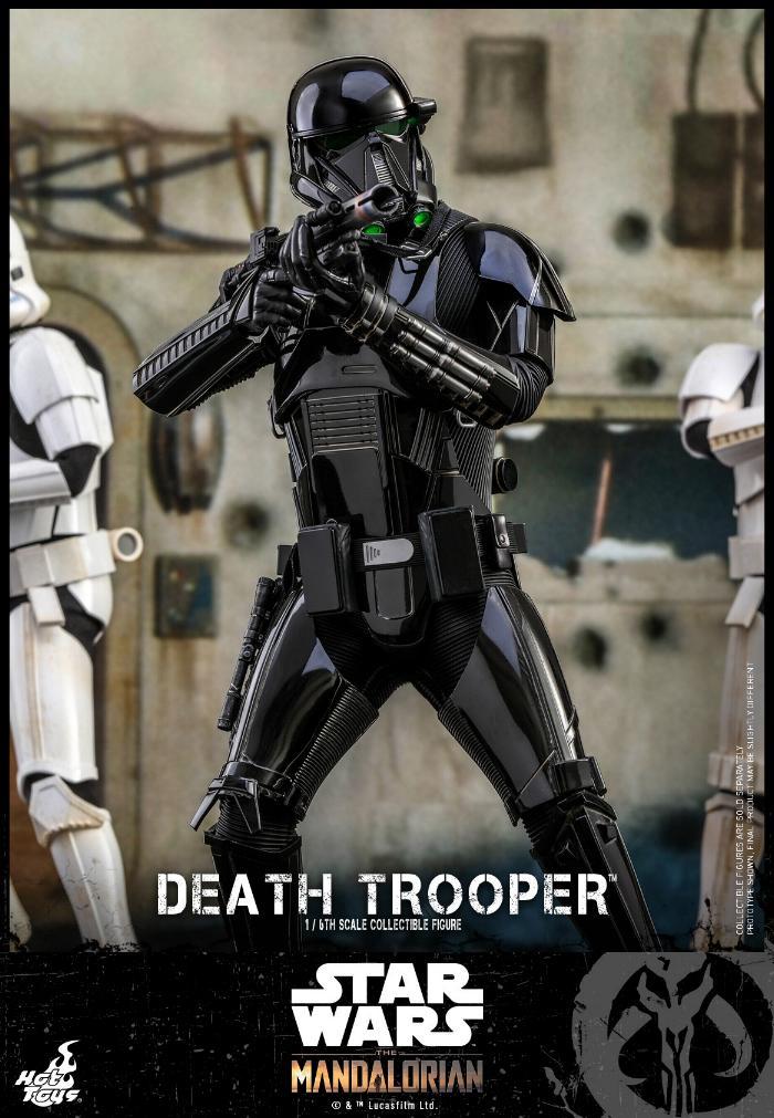 Death Trooper Figure - 1:6 - The Mandalorian Hot Toys 87626310