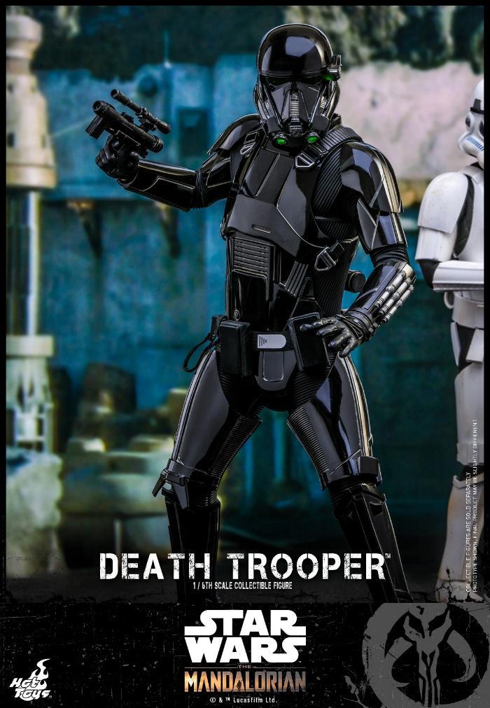Death Trooper Figure - 1:6 - The Mandalorian Hot Toys 87744410