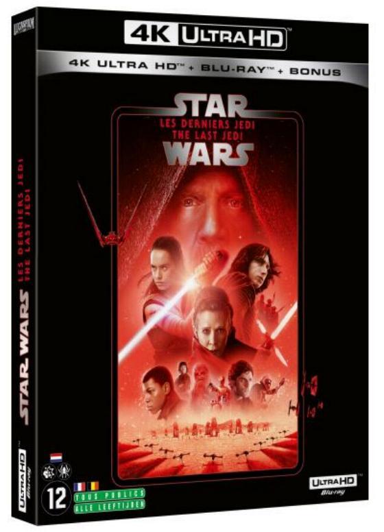 Coffret complet de la saga Star Wars en Blu-ray/4K UHD 8_4k10