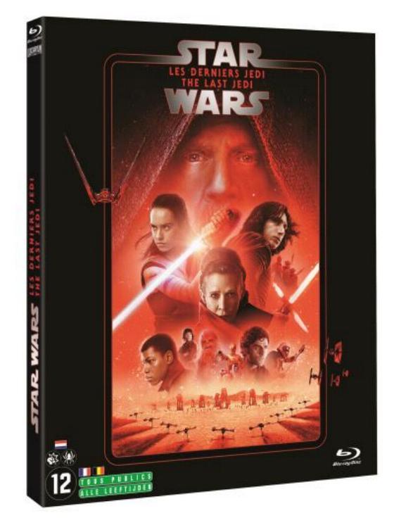 Coffret complet de la saga Star Wars en Blu-ray/4K UHD 8_br10