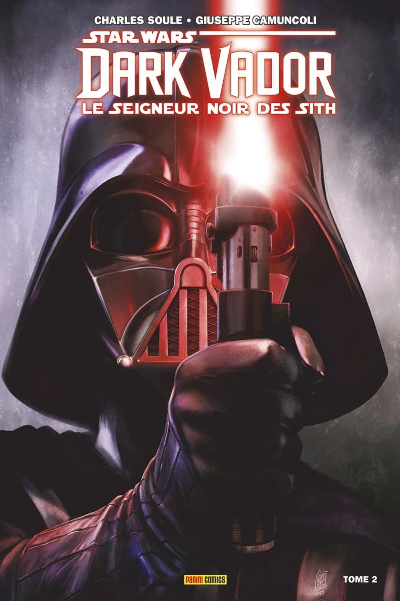 STAR WARS Dark Vador - Le Seigneur noir des Sith Tome 2 97828010