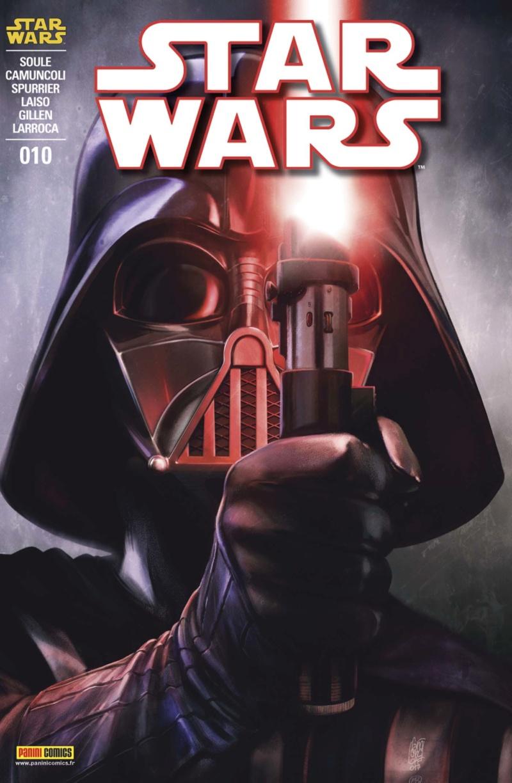 MAGAZINE STAR WARS #10 (23) PANINI - Décembre 2018   97828011