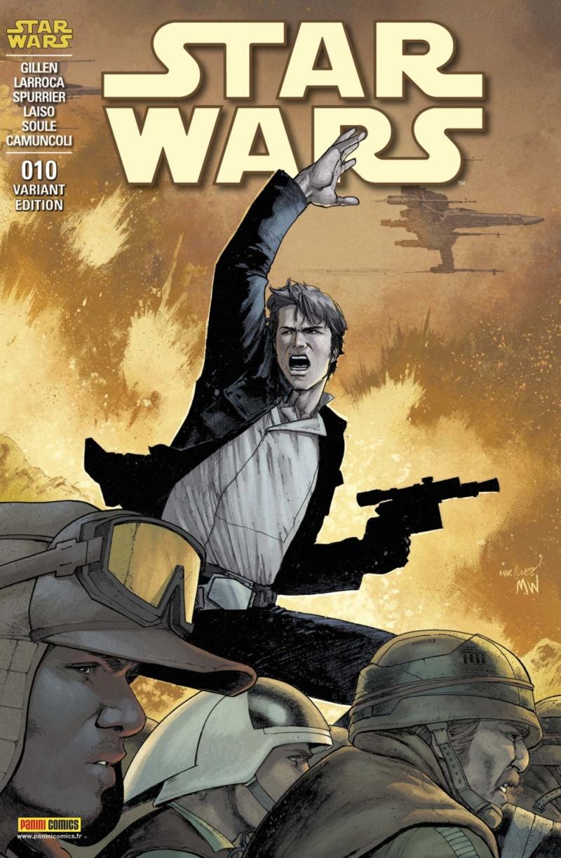 MAGAZINE STAR WARS #10 (23) PANINI - Décembre 2018   97828012