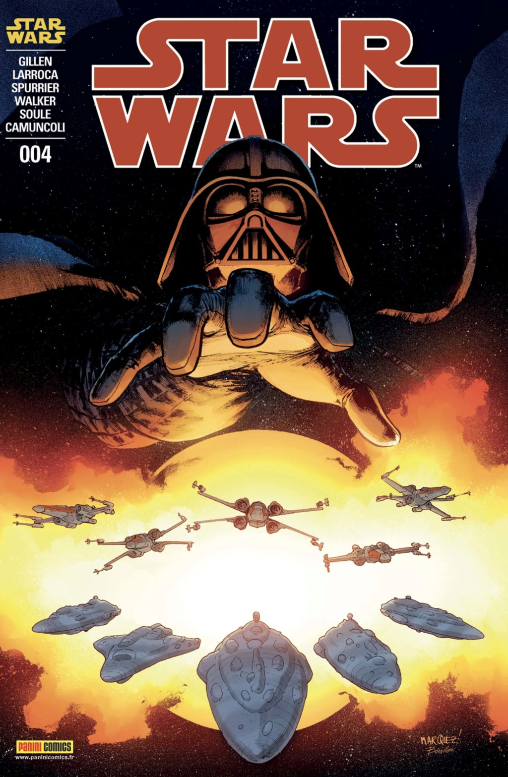 MAGAZINE STAR WARS #04 V3 (29) PANINI - Juillet 2019  97828018