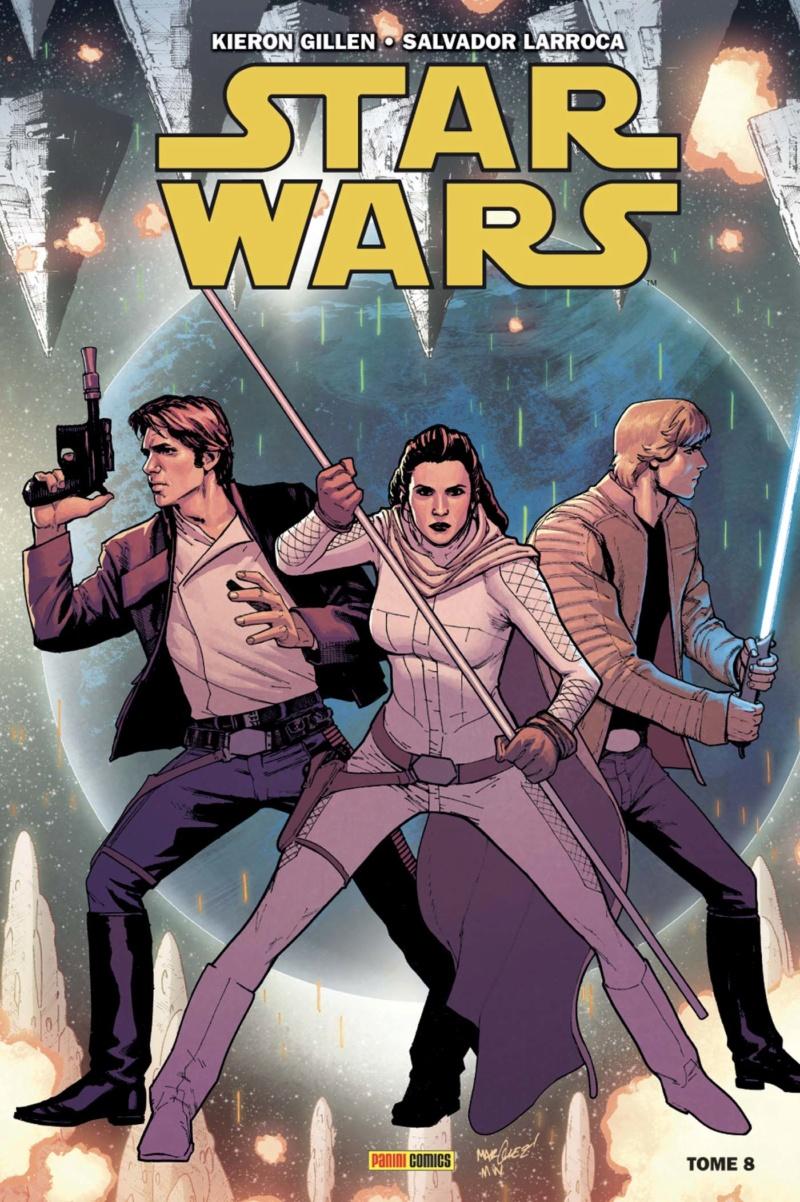 Star Wars 8 - Album PANINI 97828021