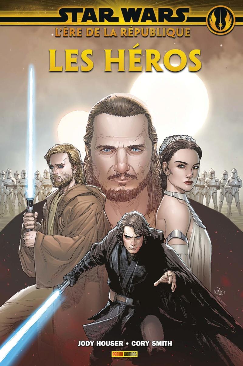 Star Wars L'Ère de la République - Les Héros (PANINI) 97828022