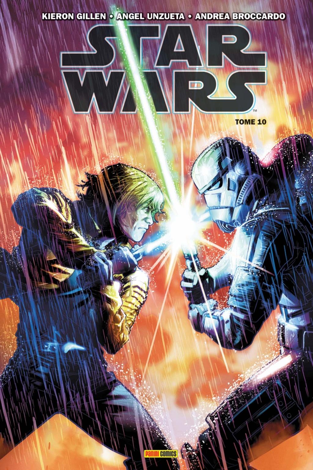 Star Wars 10 - Album PANINI  97828024
