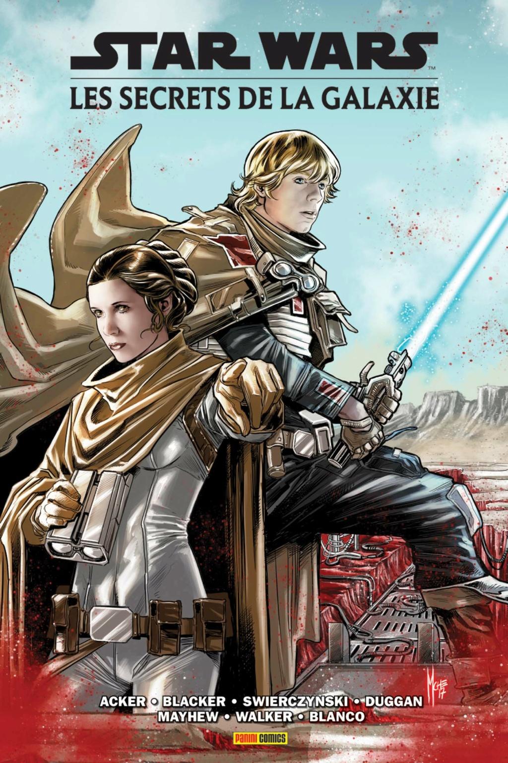 Star Wars : Les secrets de la Galaxie - PANINI 97828027