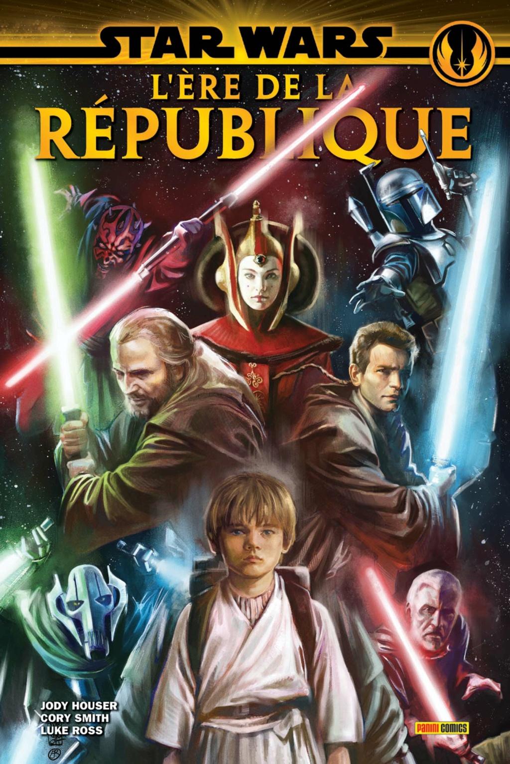 Star Wars : L'ère de la République - PANINI 97828028