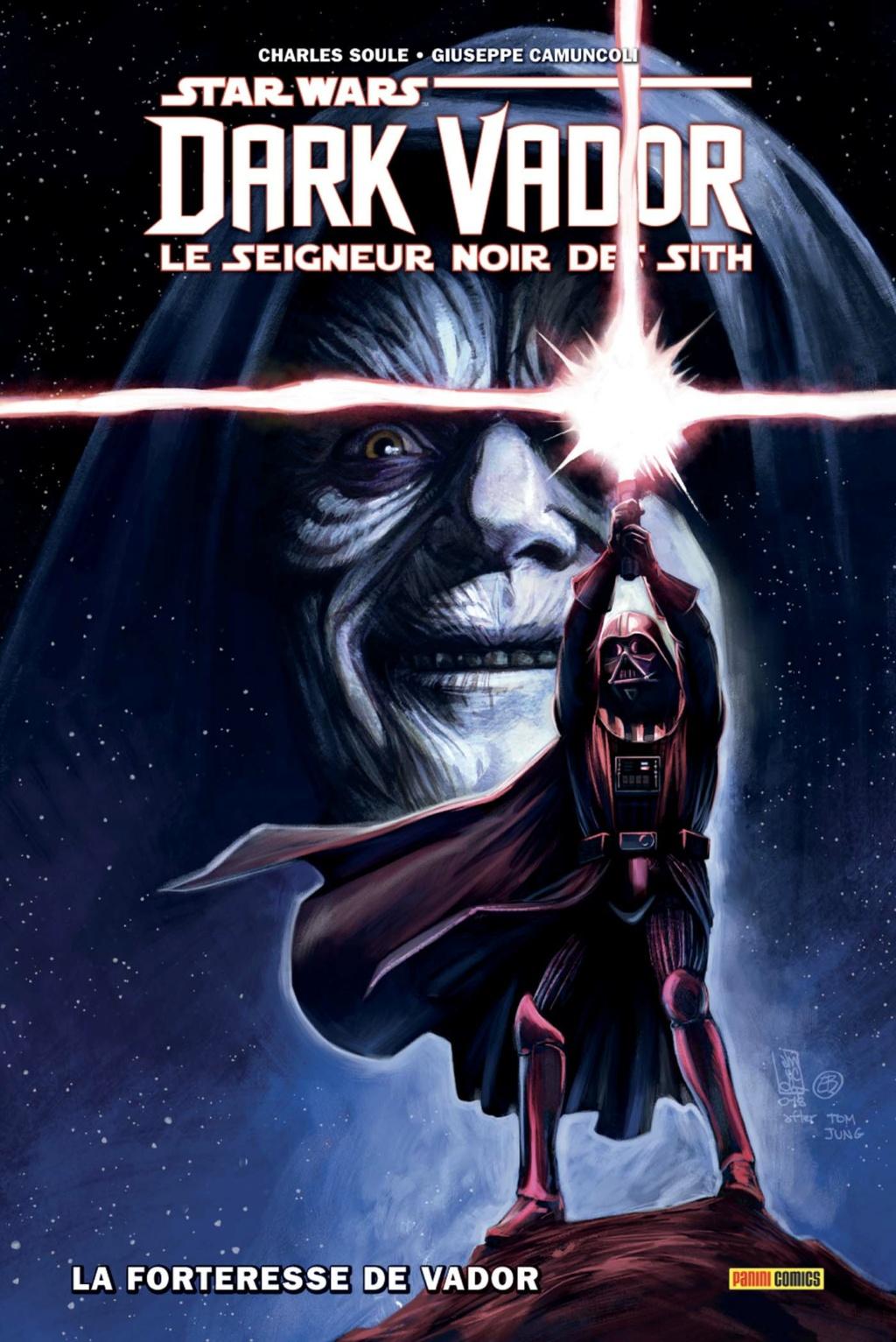 Dark Vador (2017) T02 Dark Vador : Seigneur noir des Sith 97828040