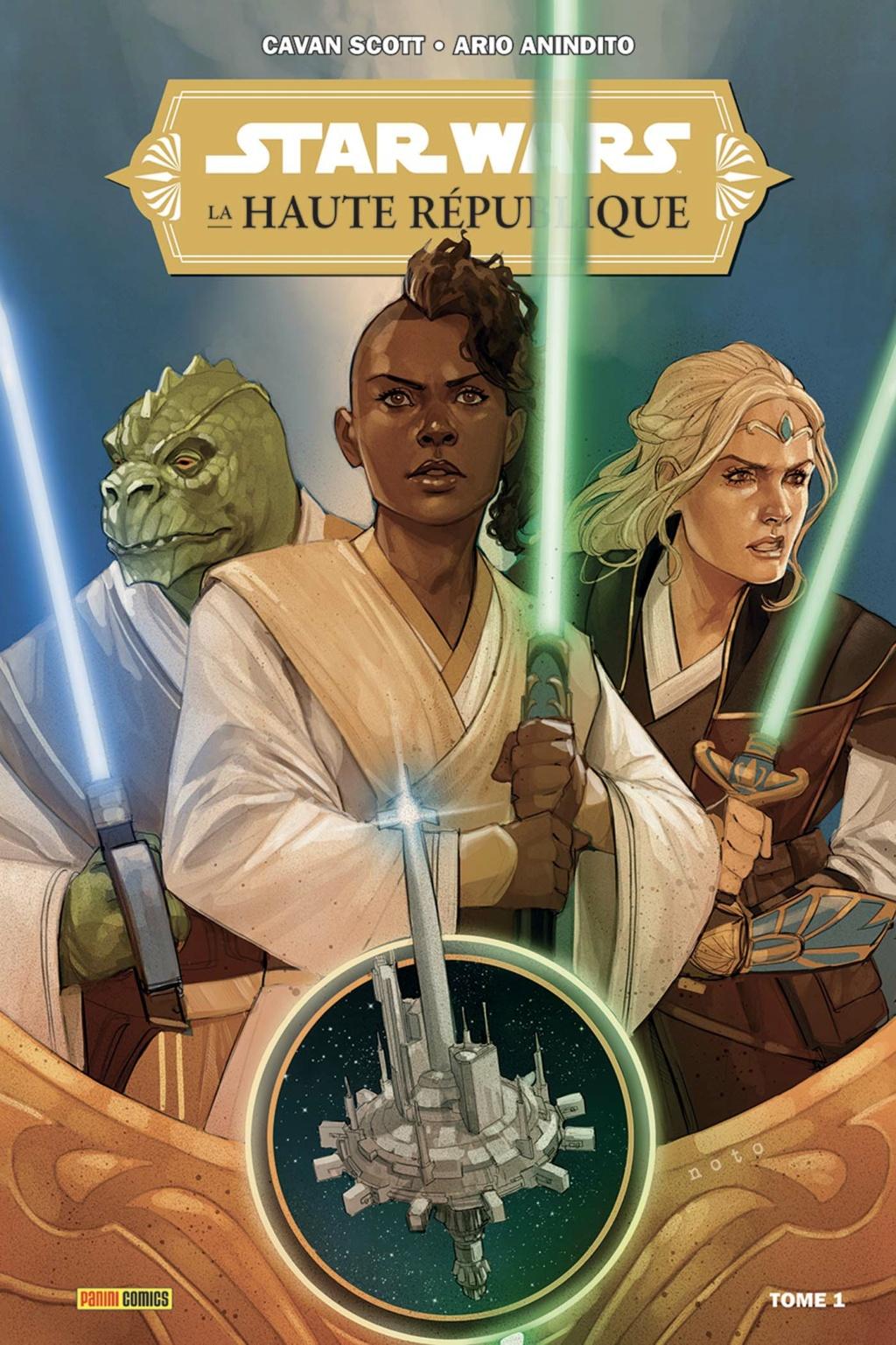 100% Star Wars La Haute République tome 01 - PANINI 97828041