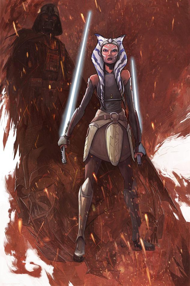 A Dark Truth - Star Wars - DARK INK A_dark10