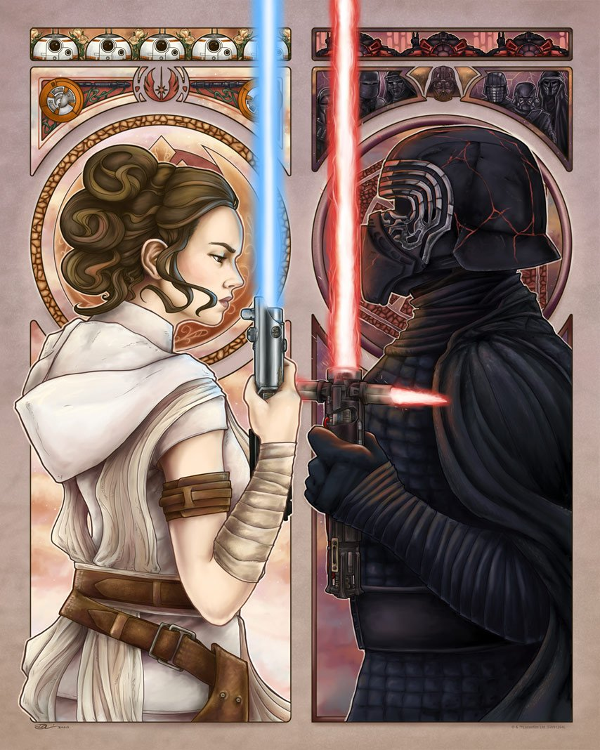 A Dyad in the Force - ACME Archives / Dark Ink A_dyad10