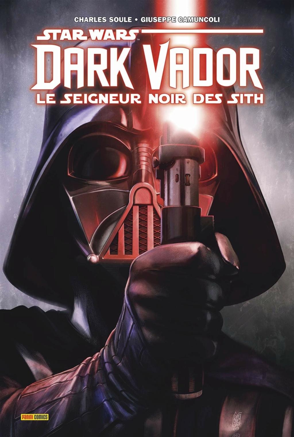 Absolute Dark Vador Seigneur Noir des Sith - PANINI Absolu16
