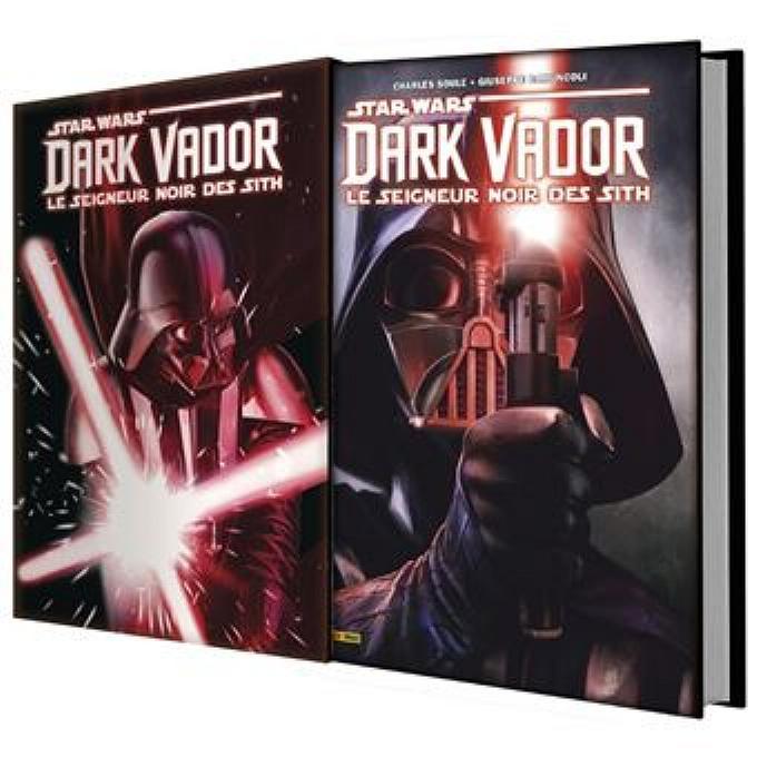 Absolute Dark Vador Seigneur Noir des Sith - PANINI Absolu17