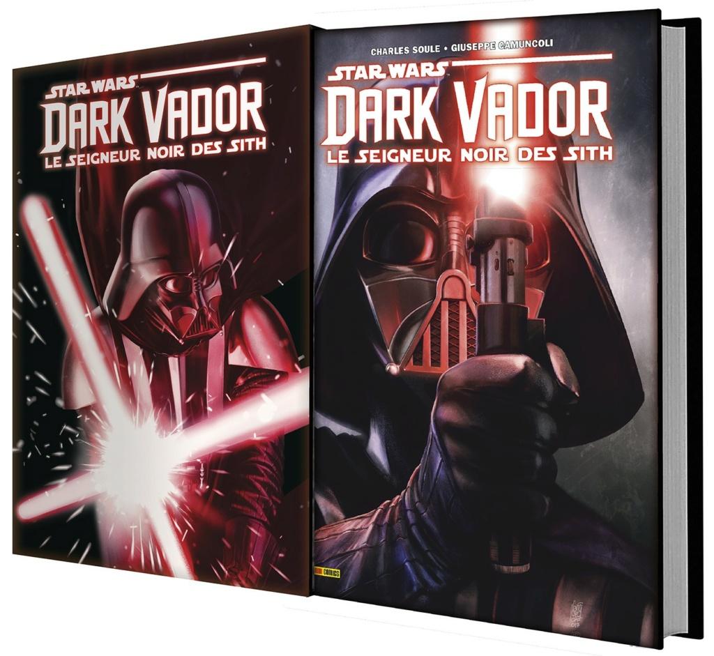 Absolute Dark Vador Seigneur Noir des Sith - PANINI Absolu18