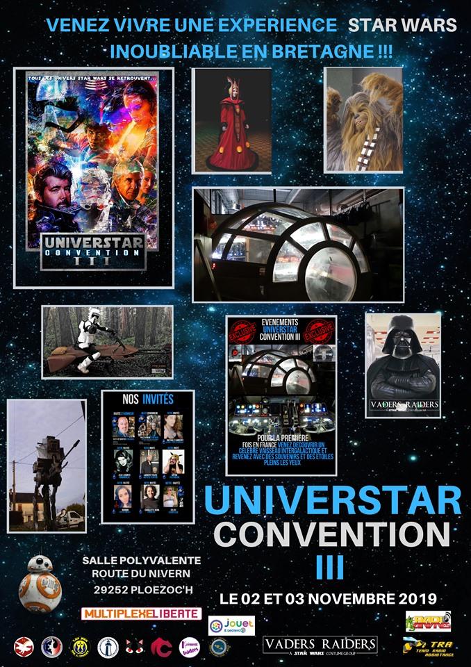 Universtar convention III - 02 et 03 novembre à PLouezoc'h Affich15
