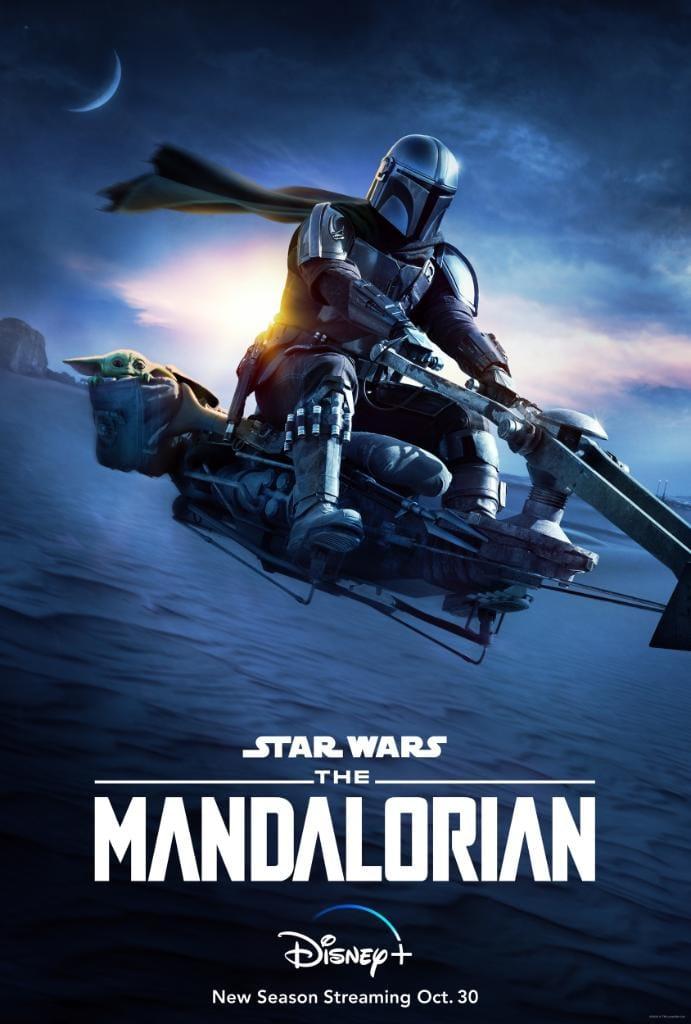 Les NEWS de la saison 2 de Star Wars The Mandalorian  - Page 2 Affich23
