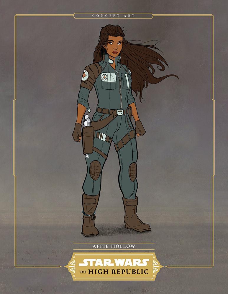 Star Wars La Haute République : Les Personnages Affie_10