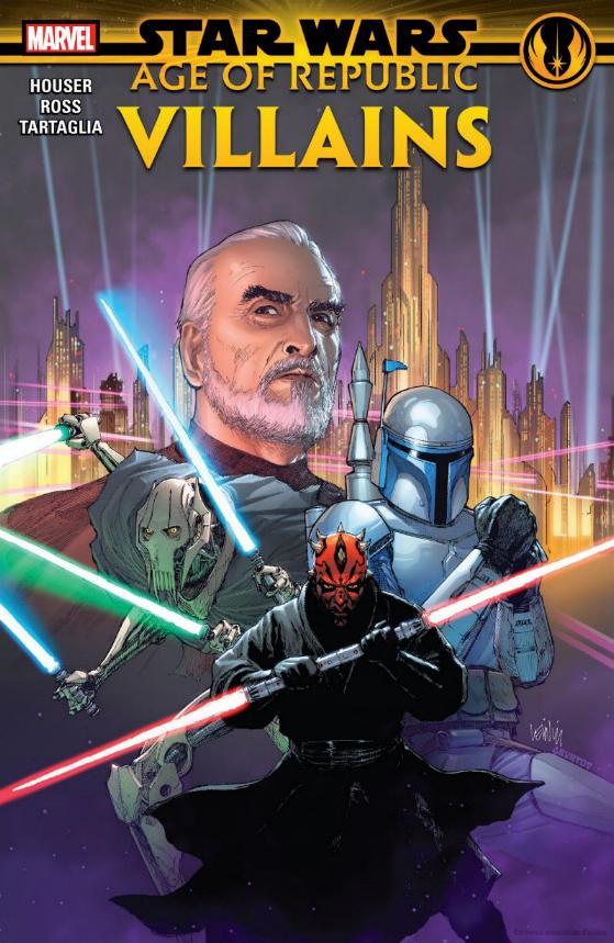 Star Wars L'Ère de la République - Les Vilains (PANINI)  Age_of34