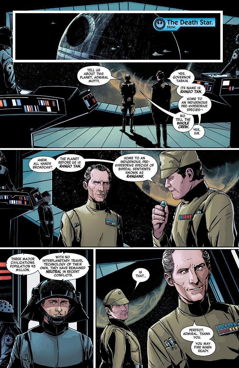 Star Wars - L'ère de la Rébellion: les Vilains - PANINI Age_of36