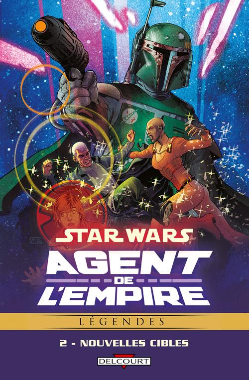 Intégrale Star Wars Agent de l'Empire - DELCOURT Agent_18