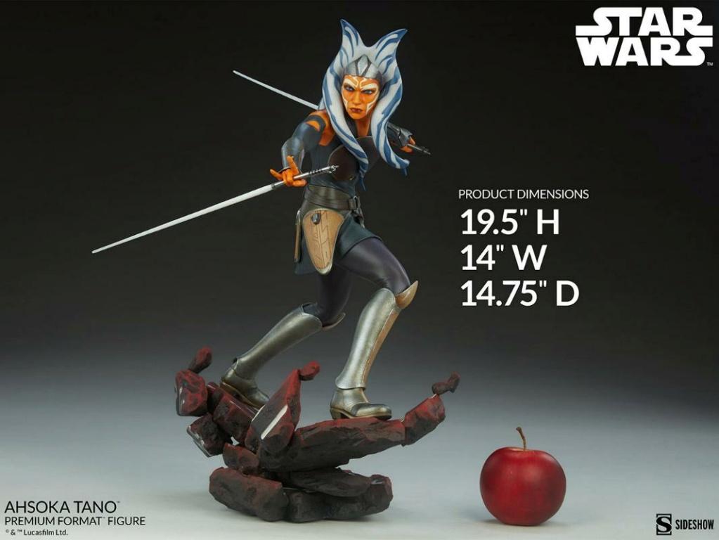 Ahsoka Tano Premium Format Figure - Sideshow Collectibles Ahsok103