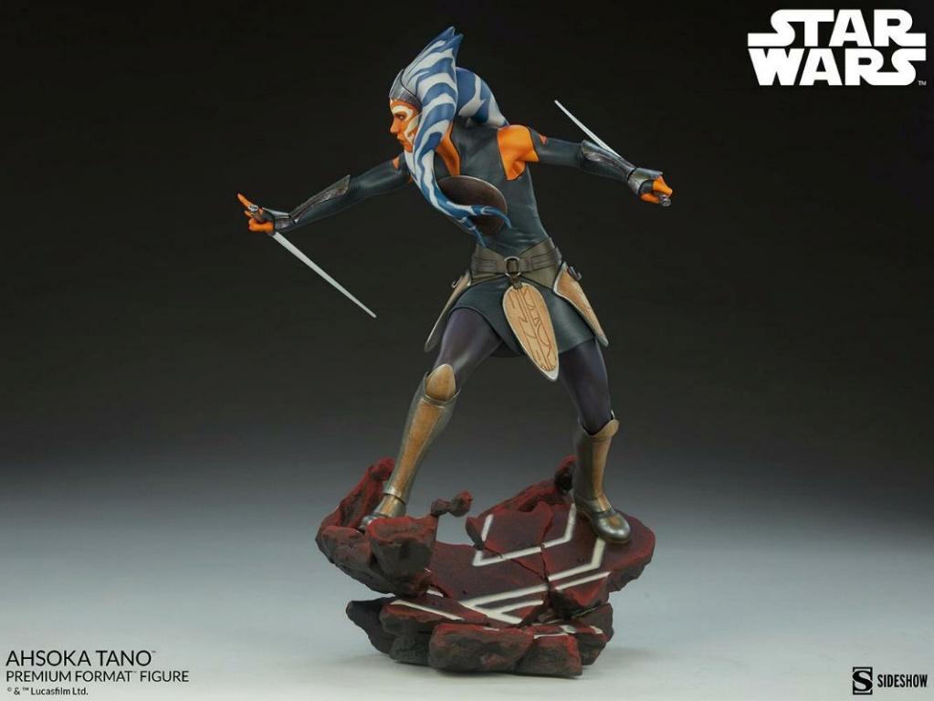 Ahsoka Tano Premium Format Figure - Sideshow Collectibles Ahsok105
