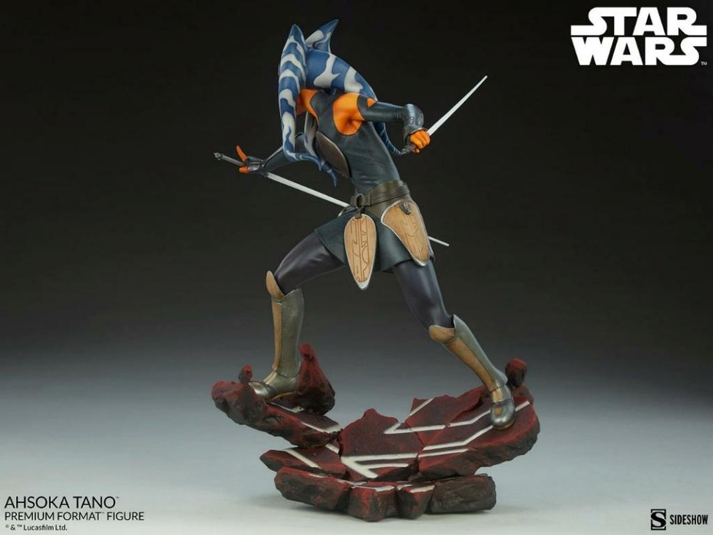 Ahsoka Tano Premium Format Figure - Sideshow Collectibles Ahsok106