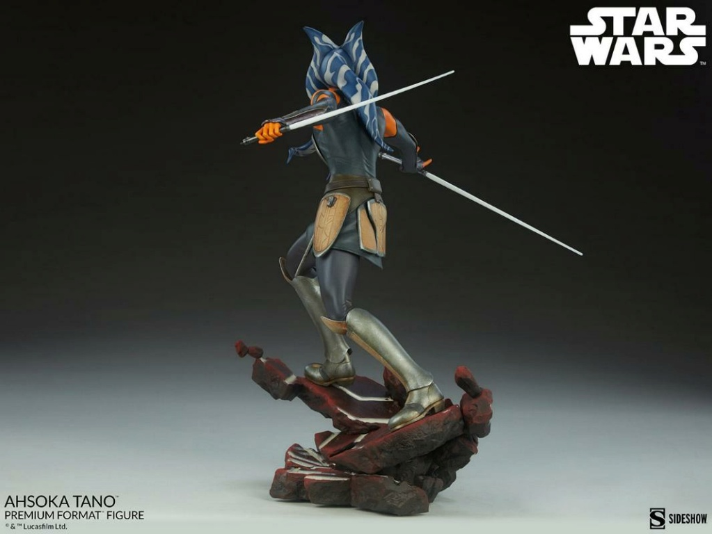 Ahsoka Tano Premium Format Figure - Sideshow Collectibles Ahsok107