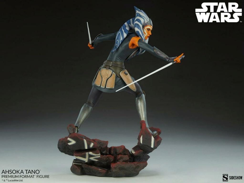 Ahsoka Tano Premium Format Figure - Sideshow Collectibles Ahsok109