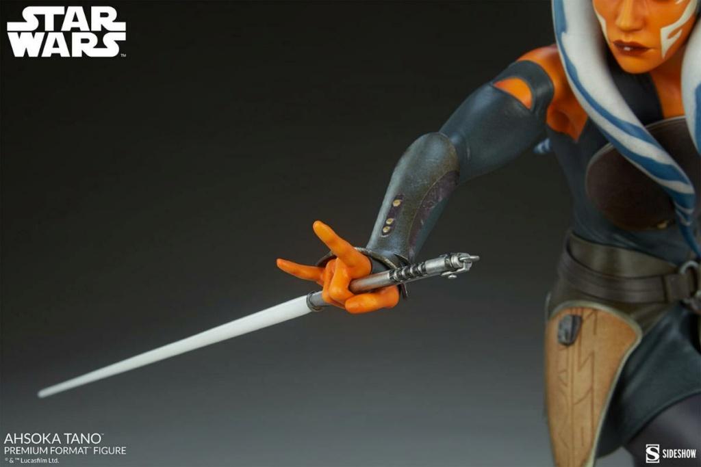 Ahsoka Tano Premium Format Figure - Sideshow Collectibles Ahsok116
