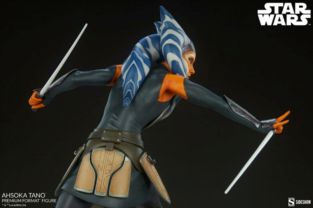 Ahsoka Tano Premium Format Figure - Sideshow Collectibles Ahsok117